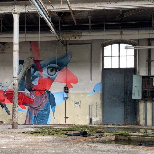 gomad mural artinfect kaiserslautern pfaff