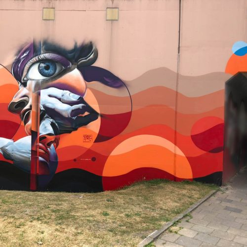 gomad mural eindhoven