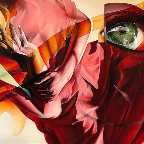 gomad urban contemporary painting eye pleasing zuyderland heerlen