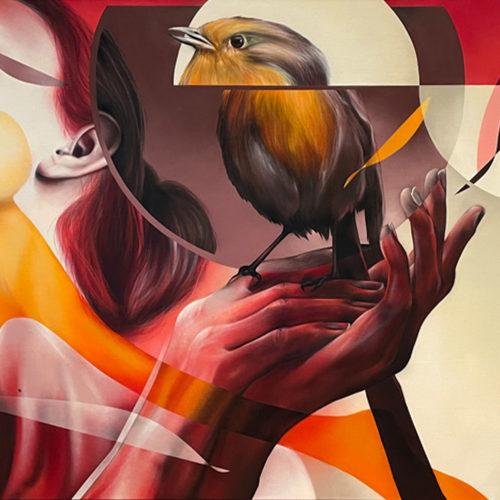 gomad urban contemporary painting eye to eye zuyderland heerlen